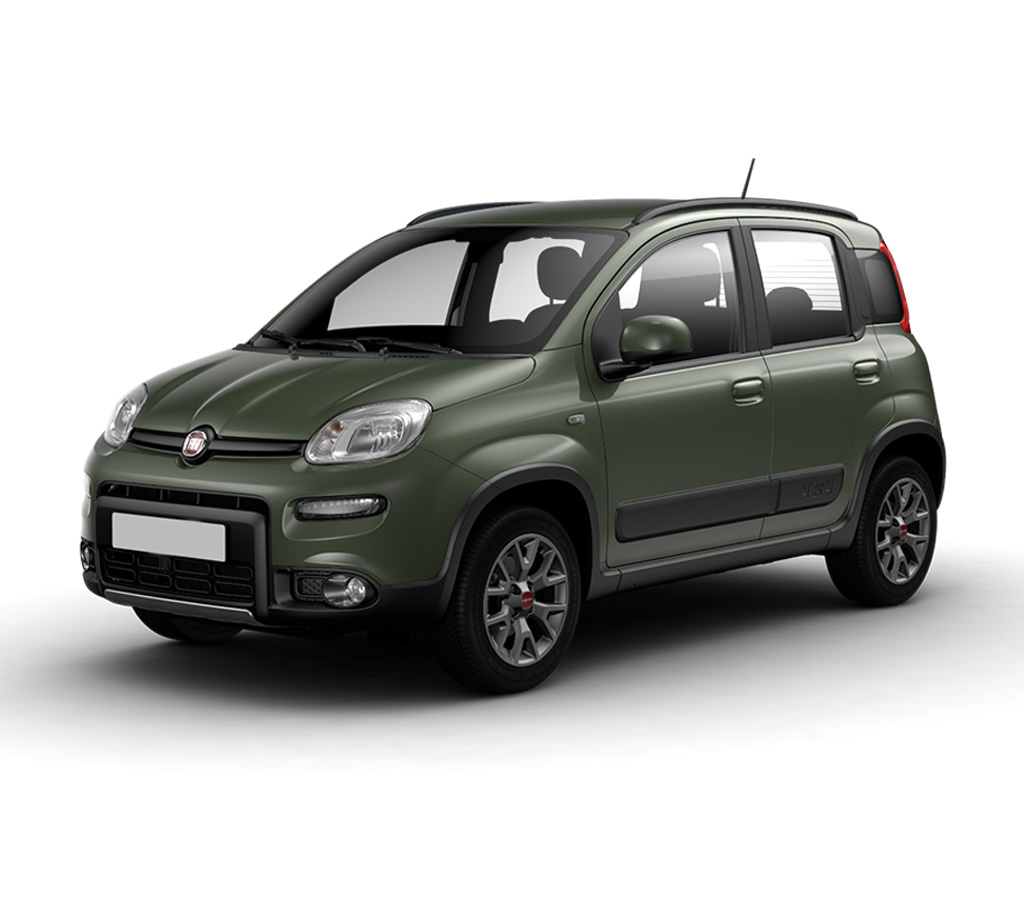 Fiat Nuova Panda Noleggio Auto Olbia Olbia Noleggio Auto